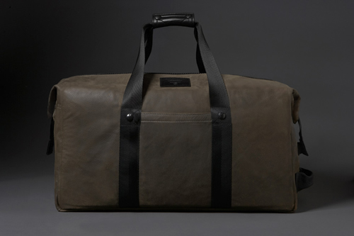 Killspencer Moss Leather Weekender 2.0 for 2012