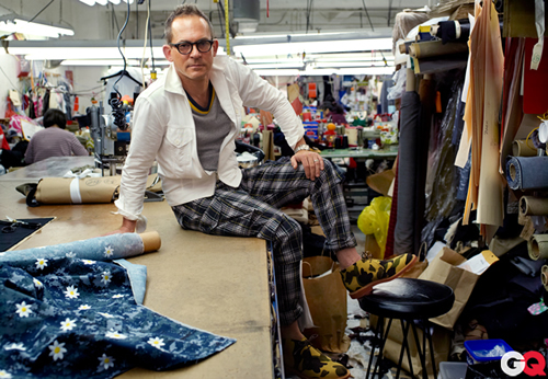 GQ's Best New Designers in America 2012