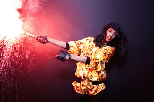M.I.A. 'Bad Girls' Music Video