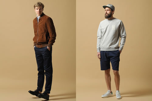 Norse Projects Spring/Summer 2012 Lookbook