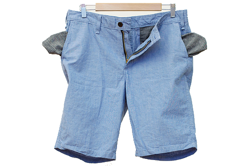 Left Field NYC Angus Young Shorts Spring/Summer 2012