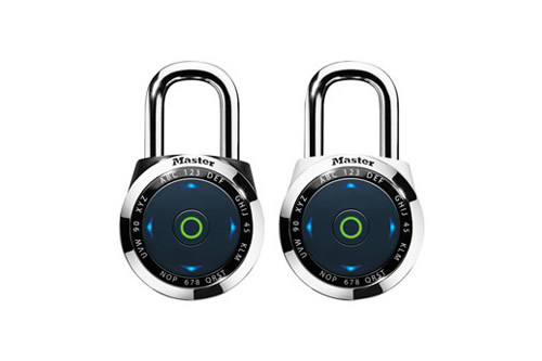 Master Lock dialSpeed Electronic Combination Lock