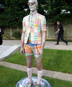 PFW | Thom Browne Spring/Summer 2013 Menswear Show