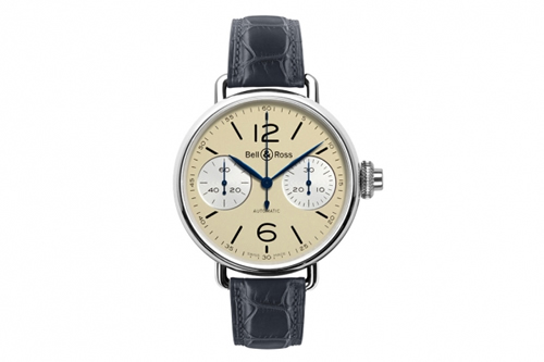 Bell & Ross Vintage WW1 Chronographe Monopoussoir Watch