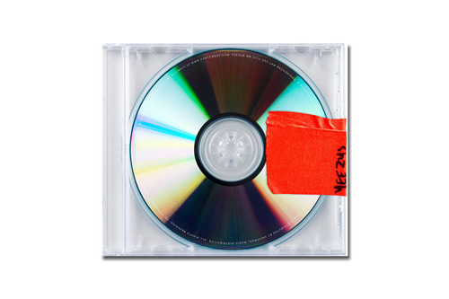 Kanye West 'Yeezus' Official Album Artwork