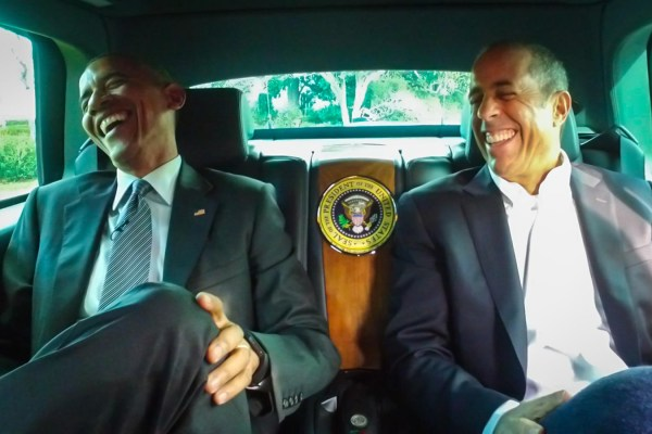 'Comedians in Cars Getting Coffee' Season 7 Features President Obama-01
