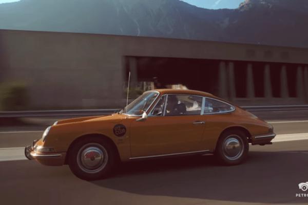 Petrolicious Features 1967 Porsche 912-01