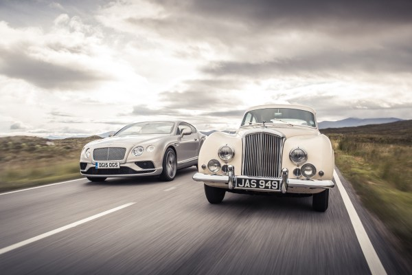 Watch the Old and New Bentley Continentals Together-01