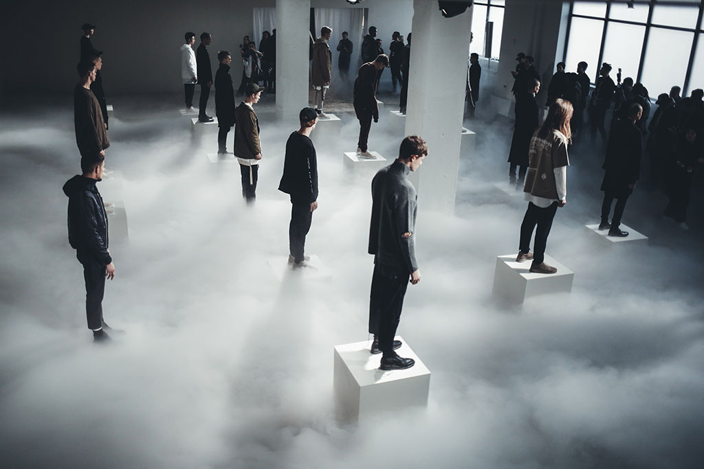Stampd Debuts Fall/Winter 2016 'The New Solider' Collection at #NYFWM
