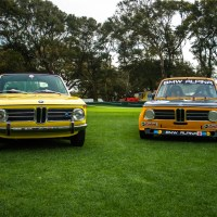 Classic BMW's Showcased at Amelia Island Concours d'Elegance for 100-Year Anniversary