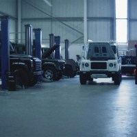 MR PORTER Highlights Land Rover Defender Customizer Twisted Automotive