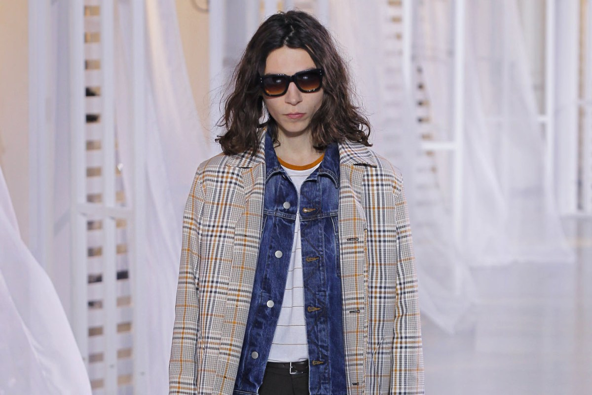 AMI Layers It Up For Its Spring/Summer 2017 Collection