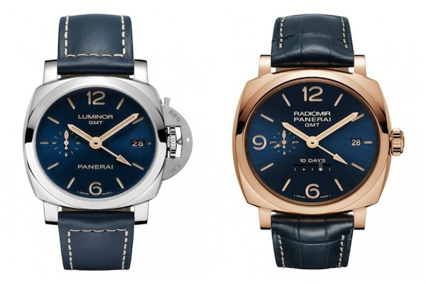 Panerai Blue Dial Watch