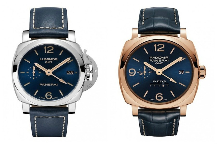 Panerai Blue Dial Watch