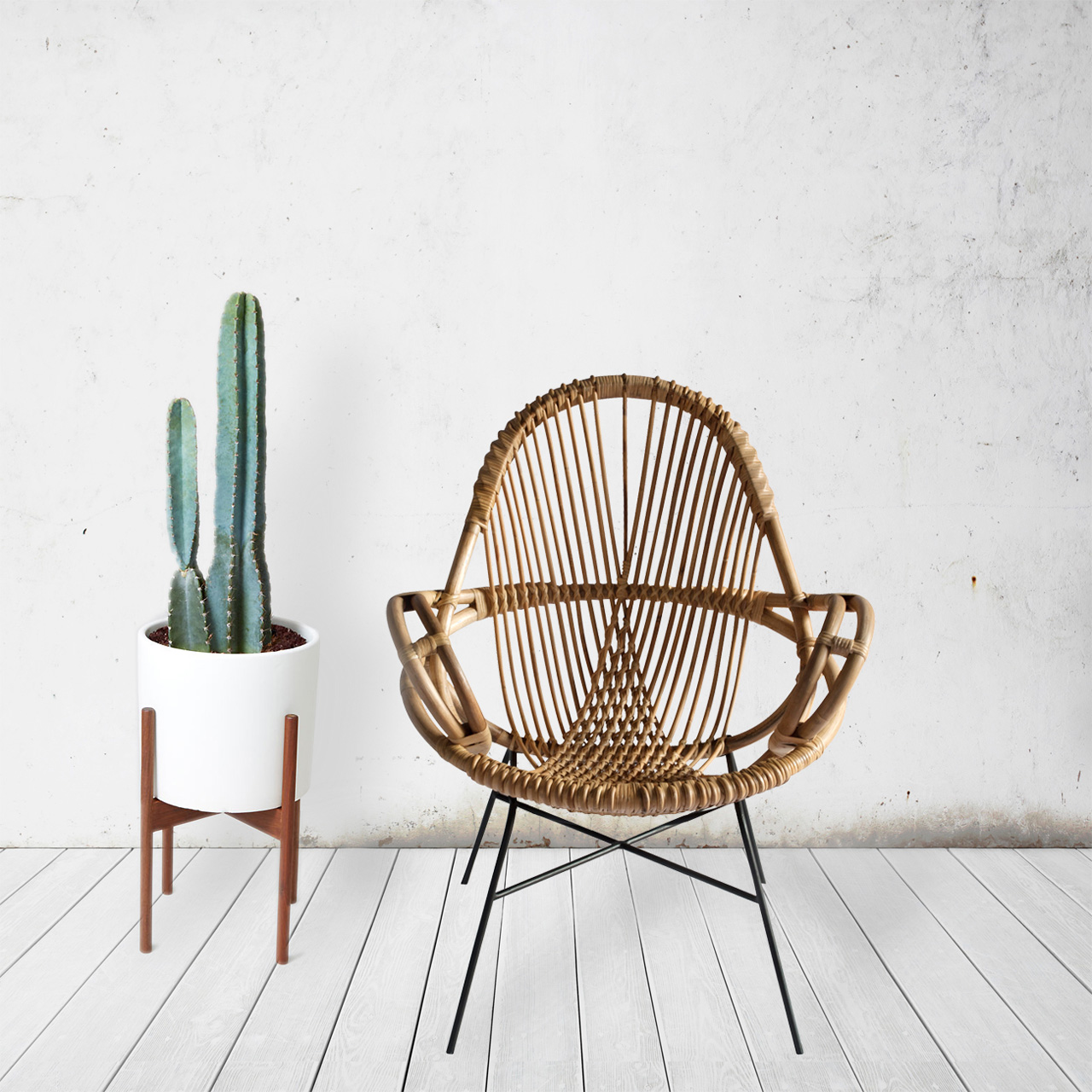 WEND-Studio-1-Diamond_Rattan_Chair