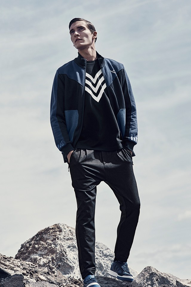 adidas Originals x White Mountaineering Debut Collaboration Lookbook