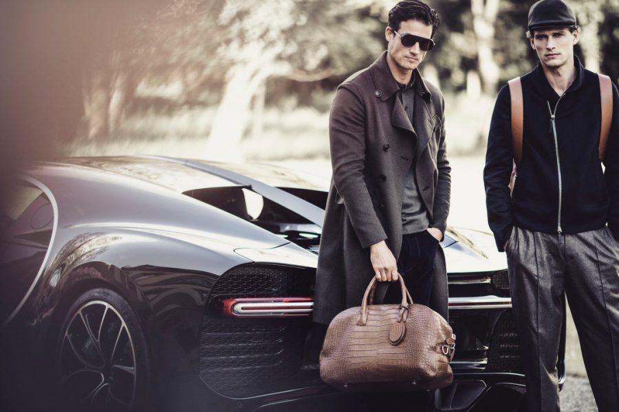 Bugatti x Giorgio Armani