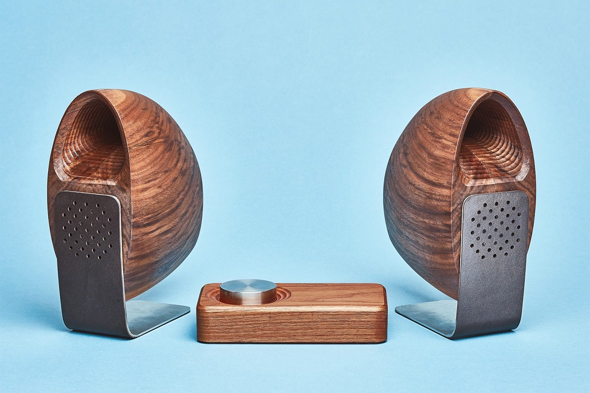 Grovemade's Speakers Add a Touch of Nature To Your Workspace