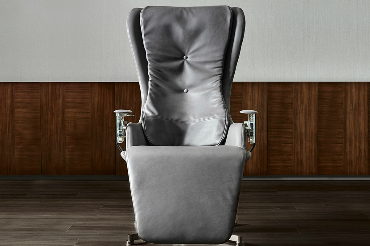 Defy Gravity In The Elysium Chair