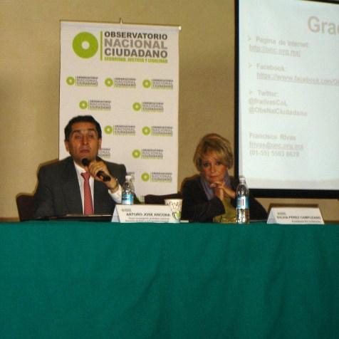 Dr. Arturo J. Ancona, Titular de U.E. en la investigación de Delitos contra los Delitos de Autor y la Propiedad Industrial, de la PGR