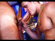 Brasileiro gravando porno.