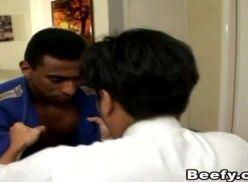 Brasileiro metendo no aluno de Jiu Jitsu.