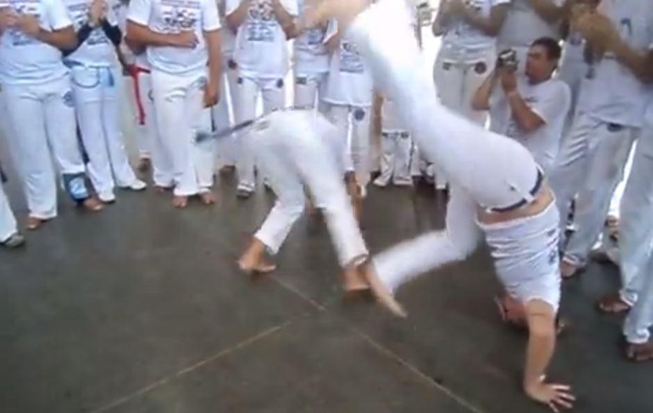 Capoeira Uma História de Vida