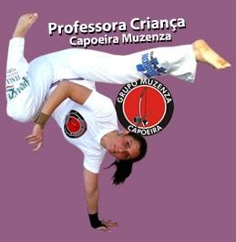 A mulher na capoeira
