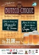 Boteco Chique_ Cartaz