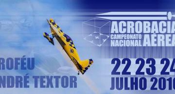"Campeonato Nacional de Acrobacia Aérea ""Troféu André Textor"""