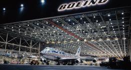 Boeing celebra 100 anos!