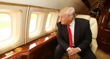 Donald Trump's Private Jet – Boeing 757