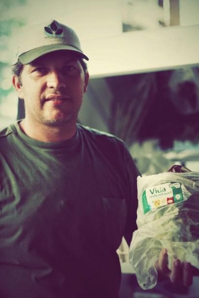 Anderson da Rocha: orgânicos desde a década de 80