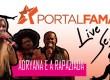 Portal fama Live Session CAPA - ADRYANA RAPZ