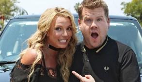 Britney Spears Carpool KAraoke Portal Fama