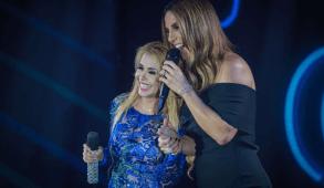 Joelma e Ivete Sangalo Amor Novo Portal Fama