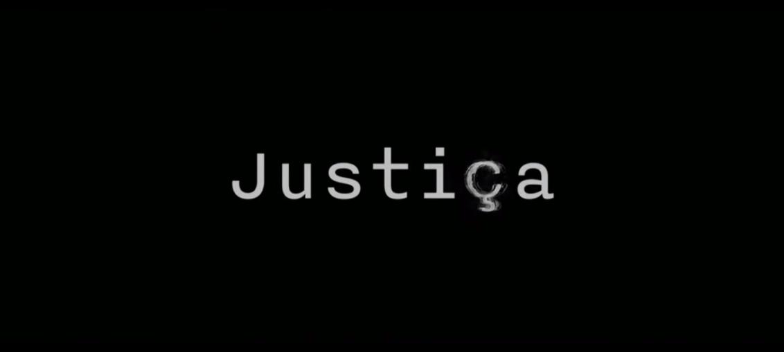 Resultado de imagem para imagem logo novela justiça