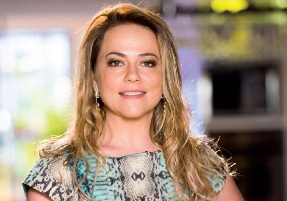 Viviane Pasmanter estará em próxima novela das nove de Aguinaldo Silva