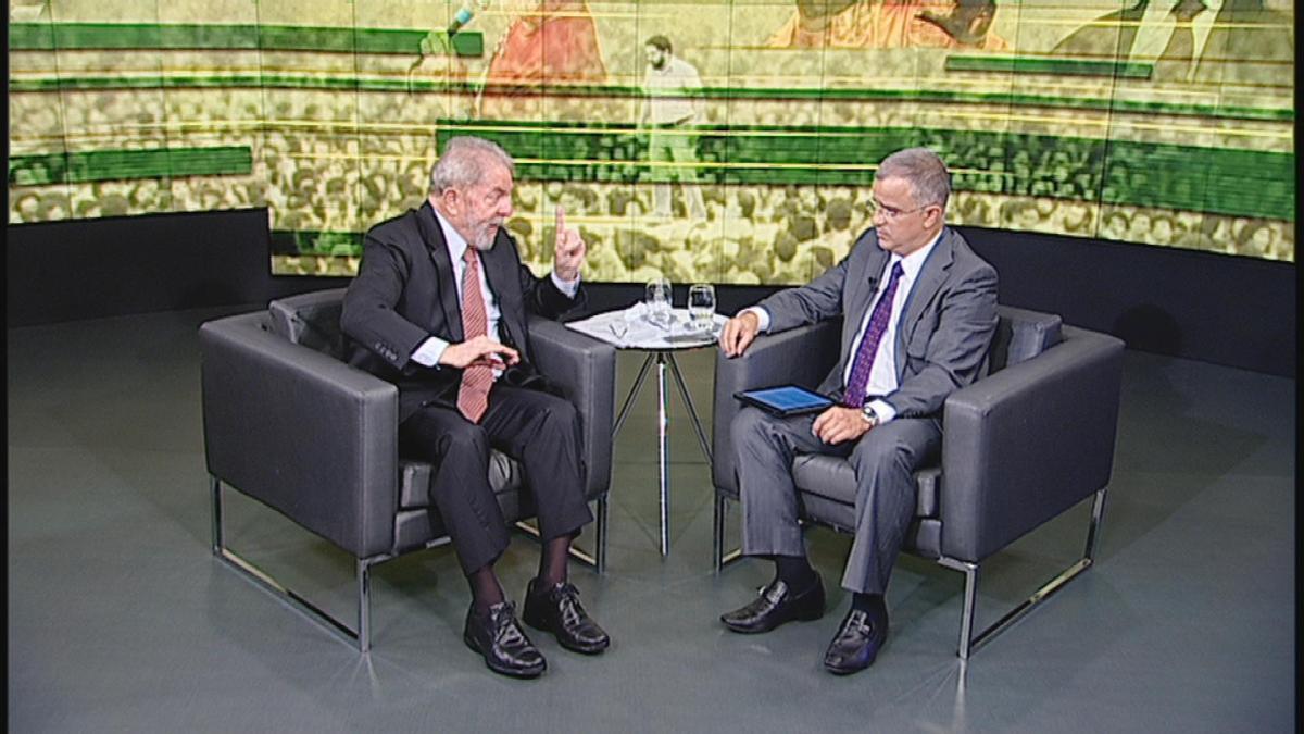 Lula desabafa em entrevista exclusiva e inédita no SBT Brasil desta quarta-feira às 19h40
