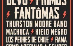 Fantômas se reúnen para el RockOut Fest de Santiago de Chile