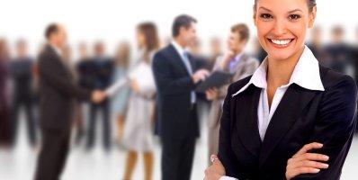 bigstock-Female-Business-leader-standin-13872194
