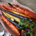 Whole Roasted Carrots 1