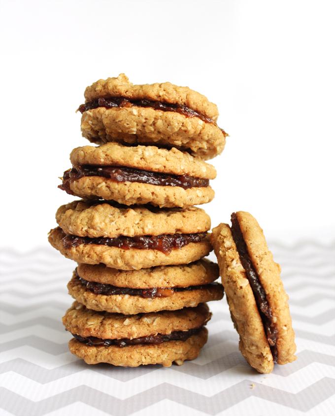 Date filled cookies in Australia