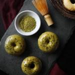SesameMatcha Donuts5