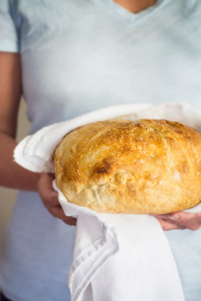 5- Minute No-Knead Bread