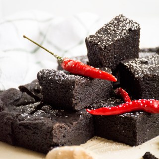 Midnight Diablo Brownies