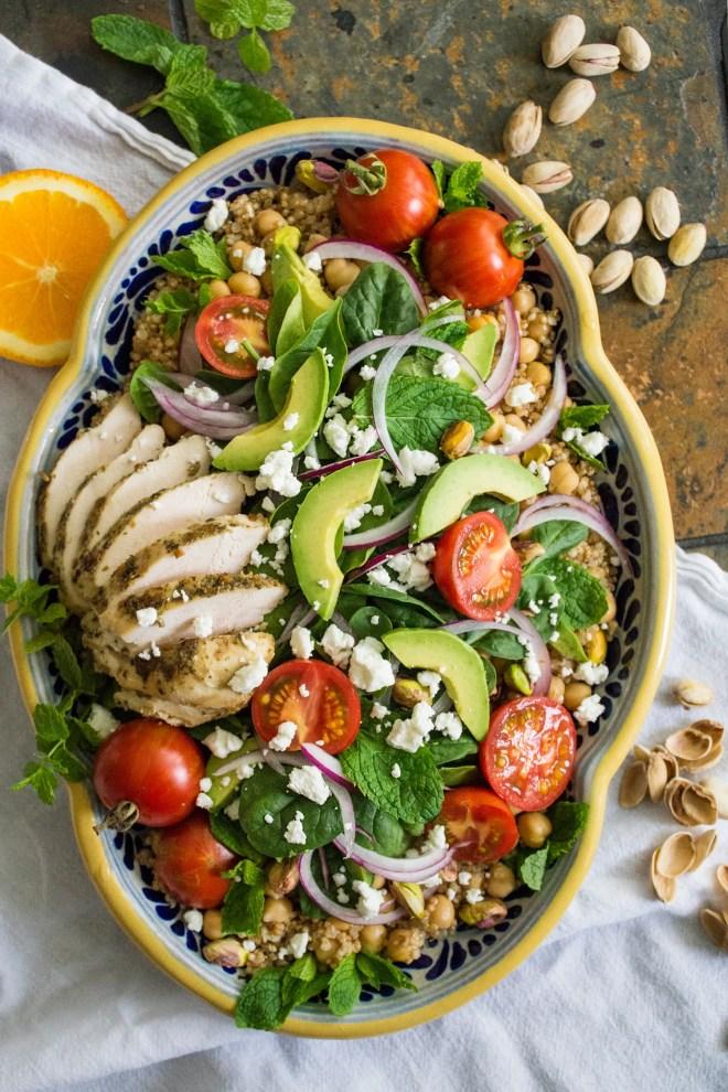 Seven Layer Super Salad