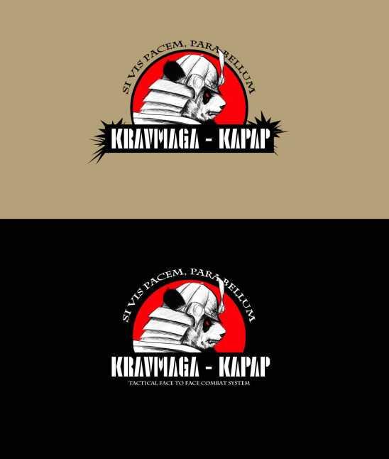 Logo dla Stowarzyszenia KAPAP POLSKA PANDA TEAM