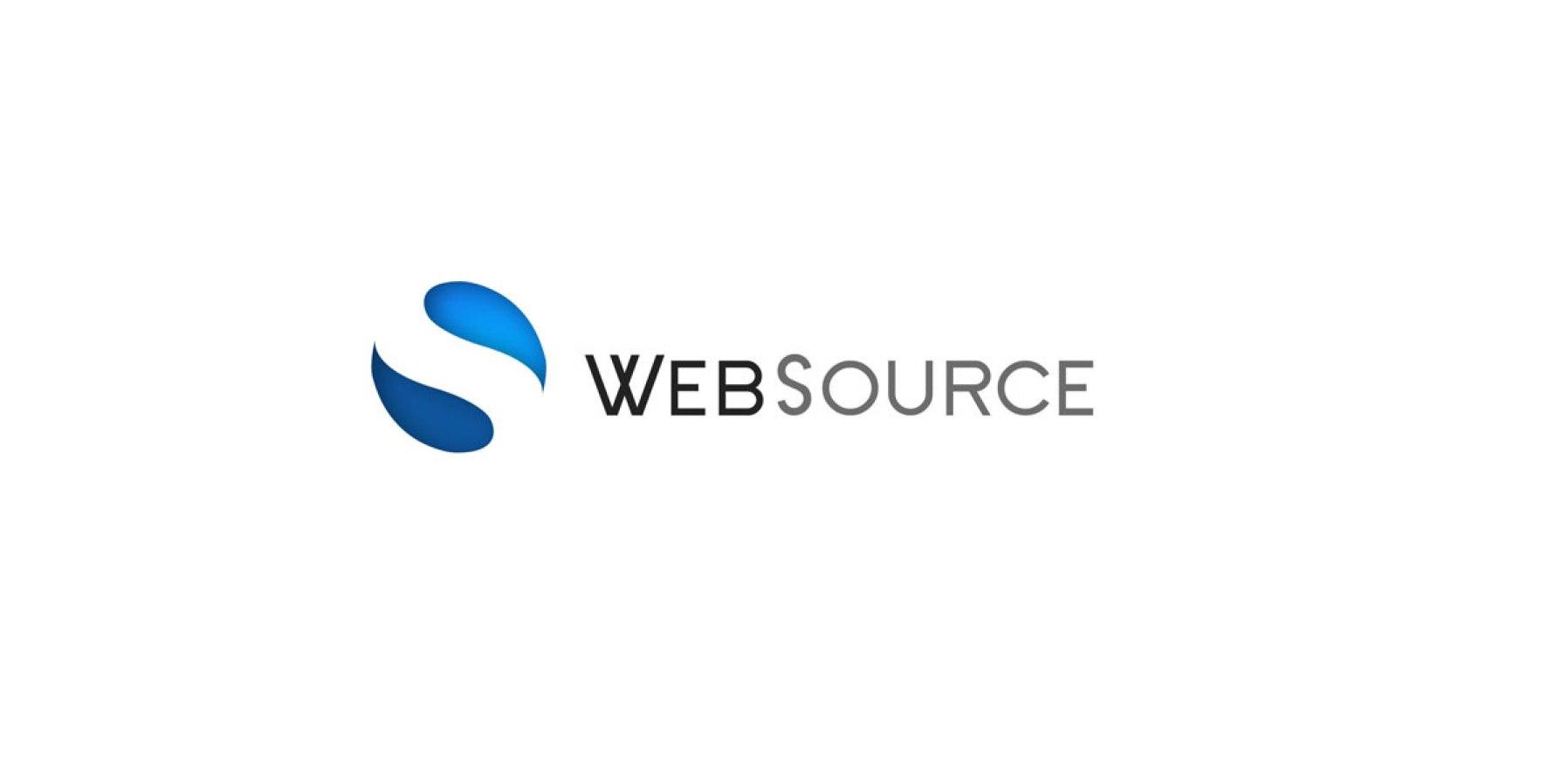"""Logo dla firmy programistycznej """"Websource"""""""