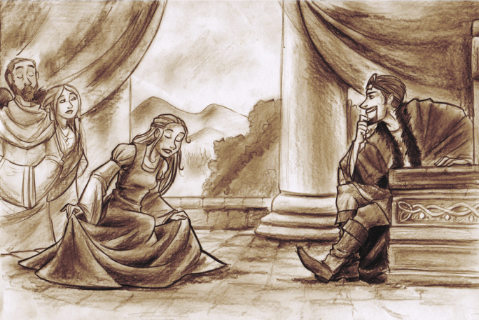 Son of a Dwarf! Raxbar and the Maiden